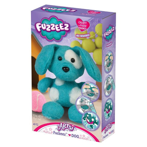 Artsi Fuzzeez™ Craft a Fuzzy Friend - Puppy - image 1 of 3