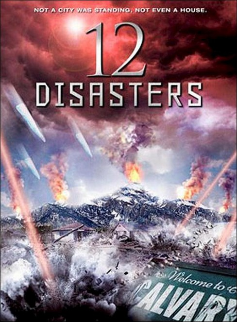 12 Disasters (DVD) - image 1 of 1