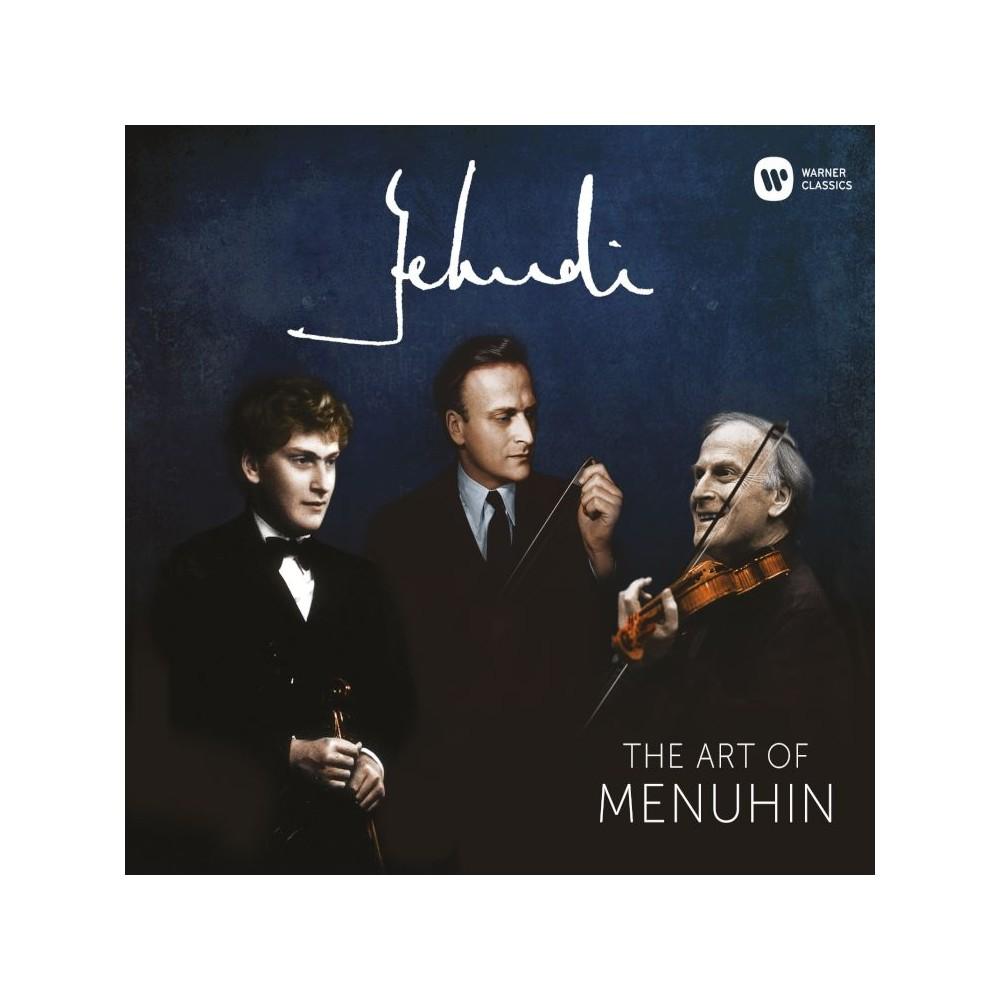 Yehudi Menuhin - Yehudi:Art Of Menuhin (CD)