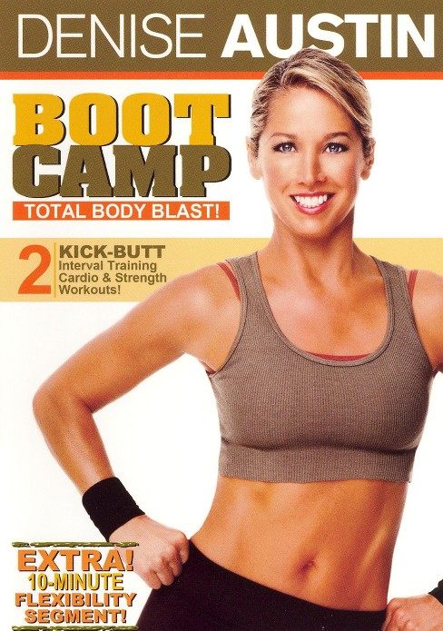 Denise Austin: Boot Camp - Total Body Blast - image 1 of 1