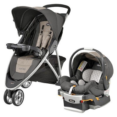 Chicco® Viaro Travel System - Teak