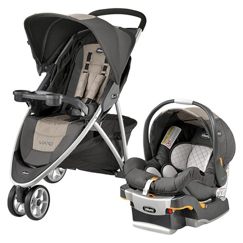 Chicco Viaro Travel System - image 1 of 6