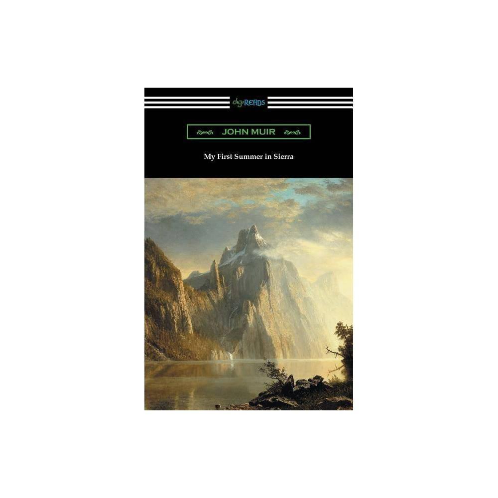 My First Summer In Sierra By John Muir Paperback