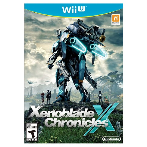 Xenoblade Chronicles X PRE-OWNED Nintendo Wii U - image 1 of 1