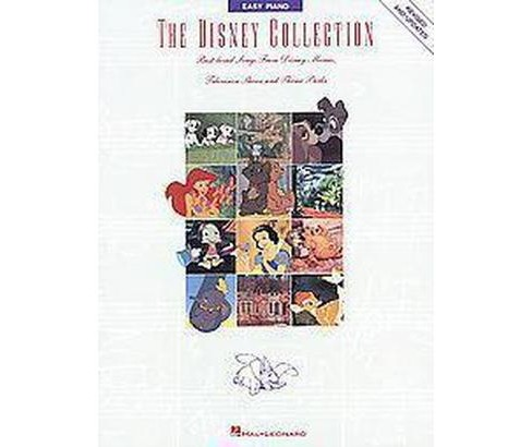 Disney Collection : Best Loved Songs from Disney Movies, Television Shows and Theme Parks (Revised / - image 1 of 1