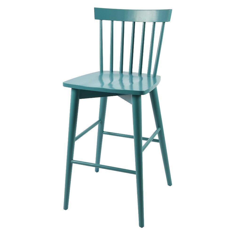 Windsor 29 Barstool - Aqua (Blue) - Threshold