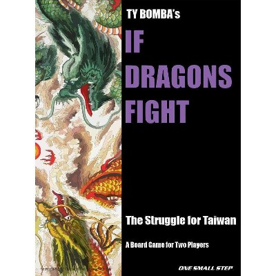 If Dragons Fight - China vs. Taiwan in the Near Future Board Game
