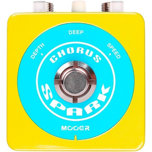 Mooer Spark Chorus Guitar Effects Pedal - image 1 of 3