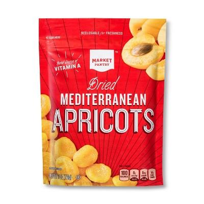 Dried Fruit & Raisins: Market Pantry Dried Apricots