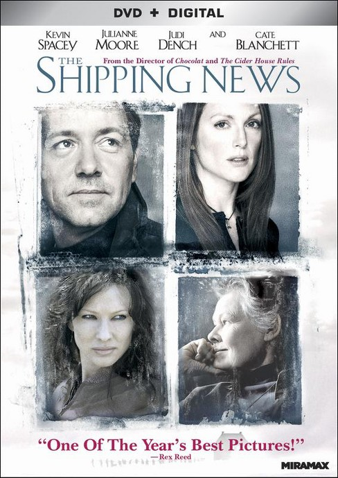 Shipping news (DVD) - image 1 of 1