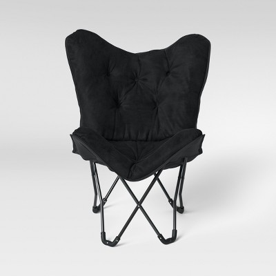 Butterfly Chair Black - Room Essentials™