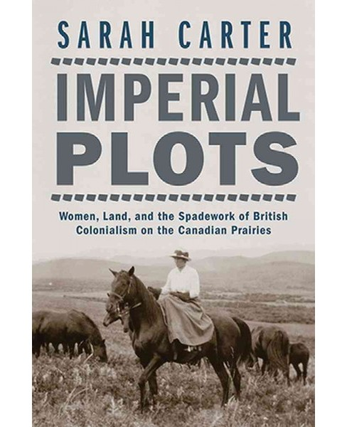 Imperial Plots : Women, Land, and the Spadework of British Colonialism on the Canadian Prairies - image 1 of 1
