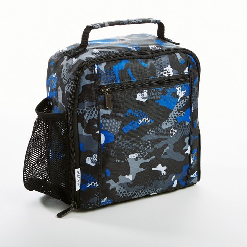 Fit & Fresh Drifter Lunch Kit - Blue Jungle - image 1 of 3
