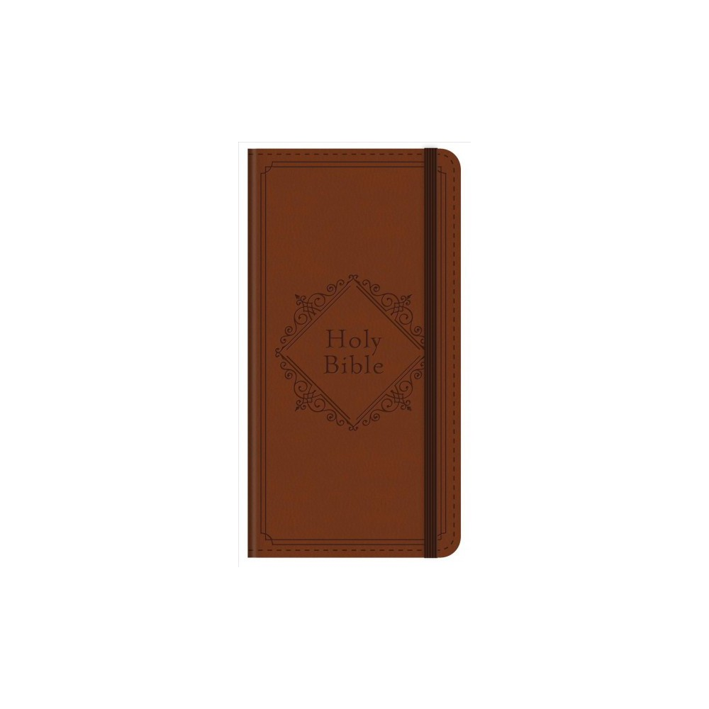 Holy Bible : King James Version, Brown, Promise Edition - Compact (Paperback)