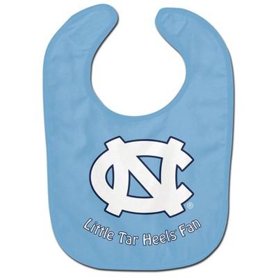 NCAA North Carolina Tar Heels Baby Bib - 0-24M