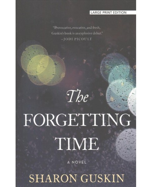 Forgetting Time (Paperback) (Sharon Guskin) - image 1 of 1