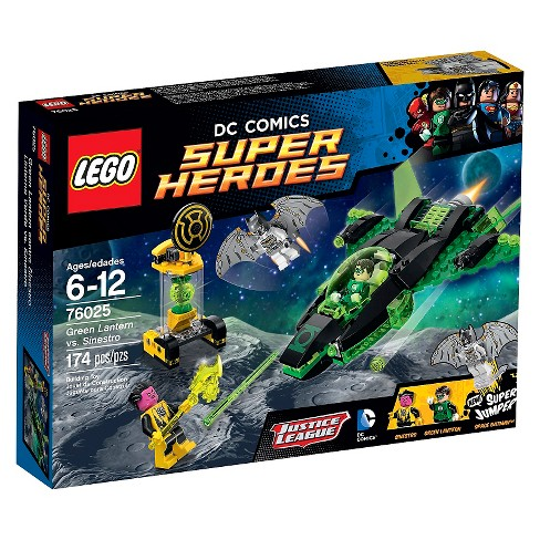 LEGO® Super Heroes Green Lantern vs. Sinestro 76025 - image 1 of 8