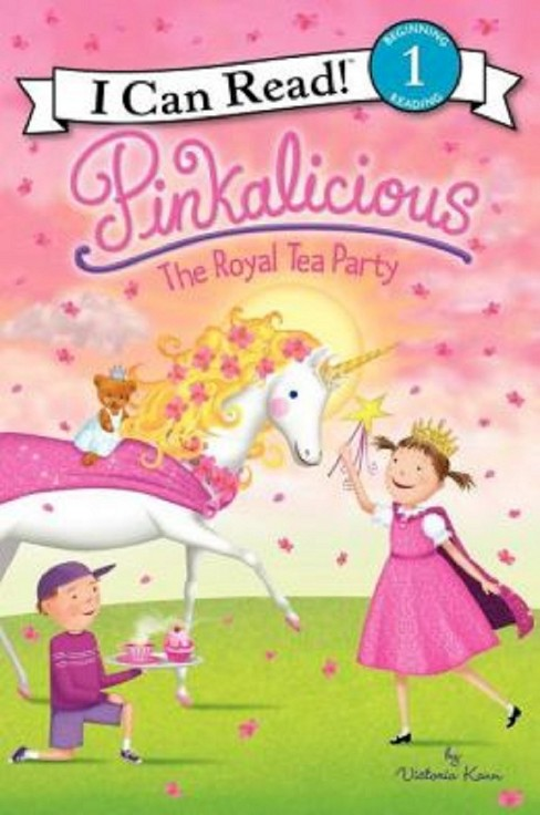 Pinkalicious: The Royal Tea Party (Illustrator)(Paperback) by Victoria Kann - image 1 of 1