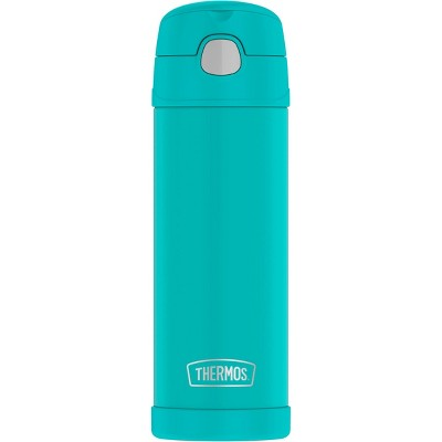 Thermos 16oz FUNtainer Water Bottle with Spout - Aqua