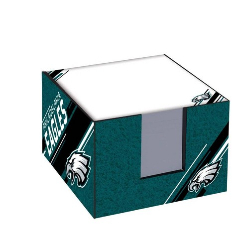 NFL Philadelphia Eagles Note Cube with Holder - image 1 of 2