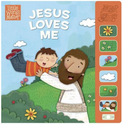 Jesus Loves Me (Hardcover)