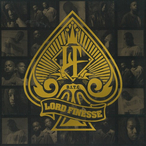 Lord finesse - Remixes:Midas era retrospective (CD) - image 1 of 1