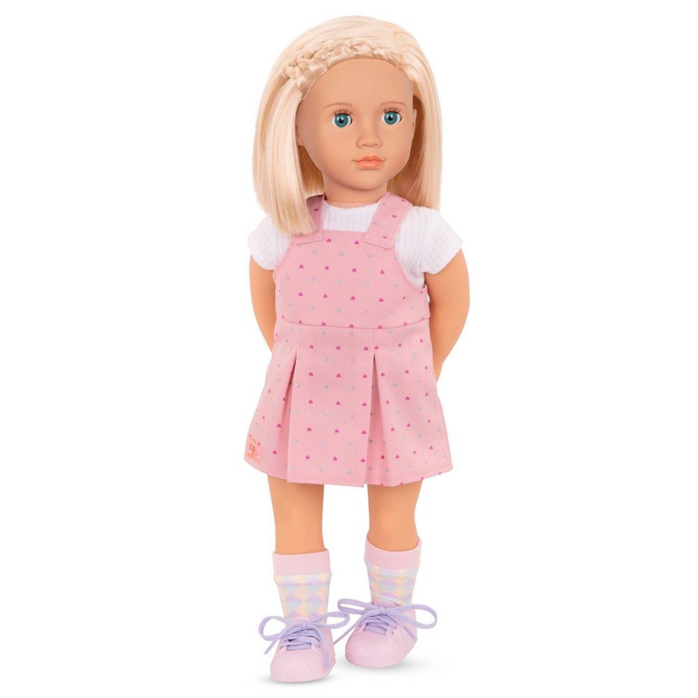 Our Generation 18 34 Fashion Doll Naty