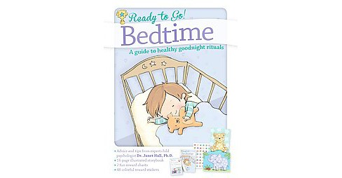 Ready to Go! Bed Time : A Guide to Healthy Goodnight Rituals (Hardcover) (Janet Hall) - image 1 of 1