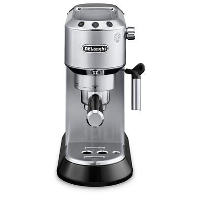 Delonghi Pump Espresso Maker - Stainless Steel