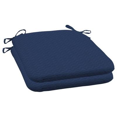 DriWeave Sapphire Leala Outdoor Seat Cushion - Arden