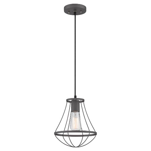 Ceiling Lights Ferguson Pendant - Wrought Iron - Lite Source - image 1 of 2