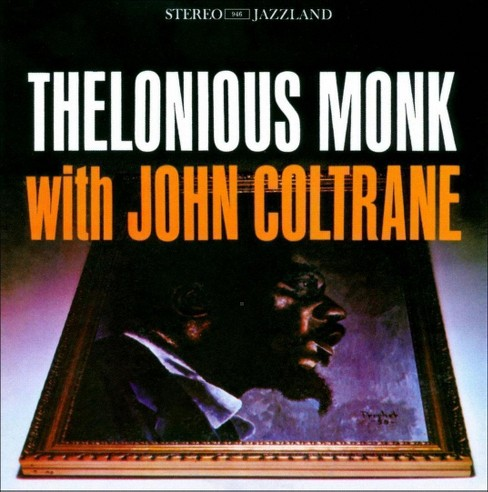 Thelonious monk - Thelonious monk with john coltrane (CD) - image 1 of 1
