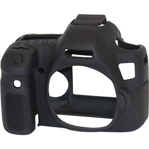 easyCover Silicon Case for Canon 6D Cameras, Black - image 1 of 3