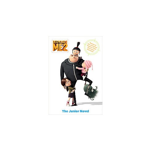 Despicable Me 2 ( Despicable Me) (Media Tie-In) (Paperback) by Annie Auerbach - image 1 of 1