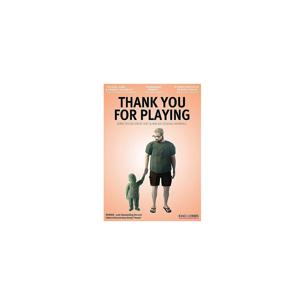 Thank You For Playing (Dvd)