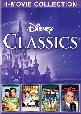 Disney Classics: 4-Movie Collection (DVD)