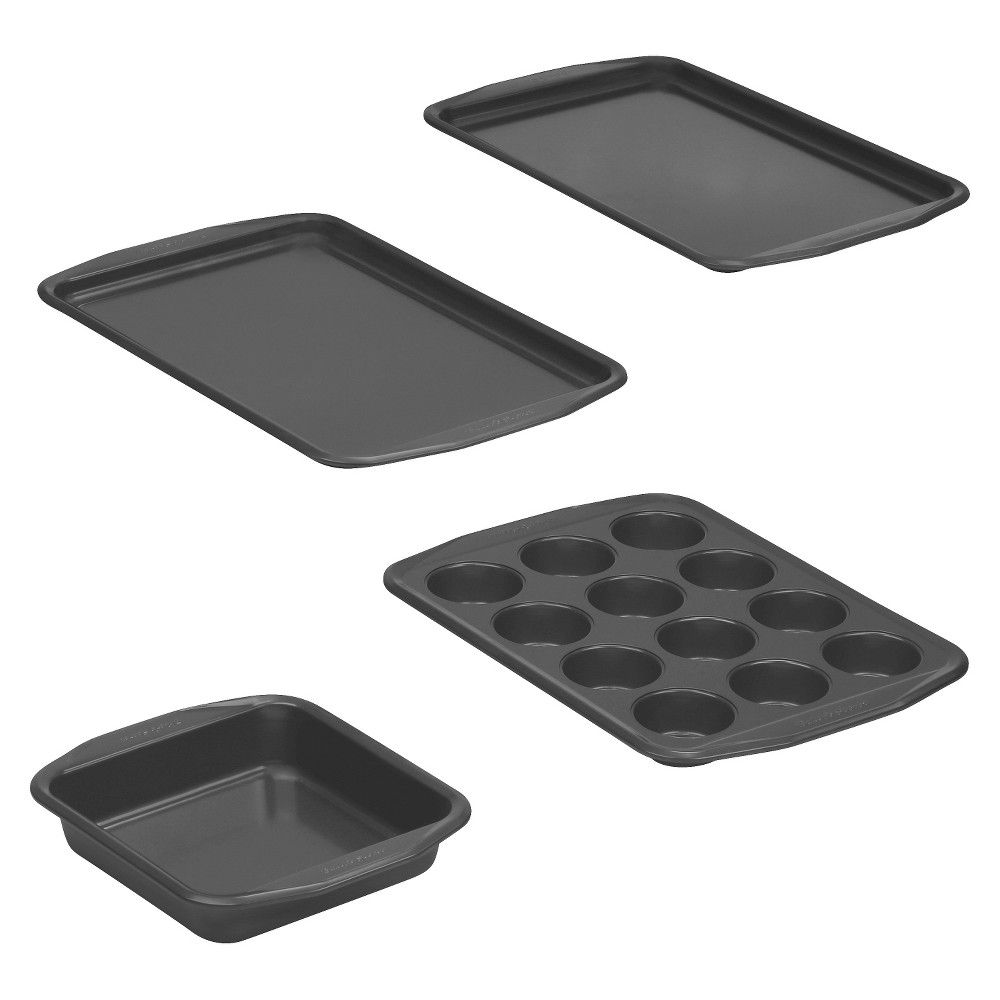 Image of Baker's Secret 4 Piece Bakeware Set