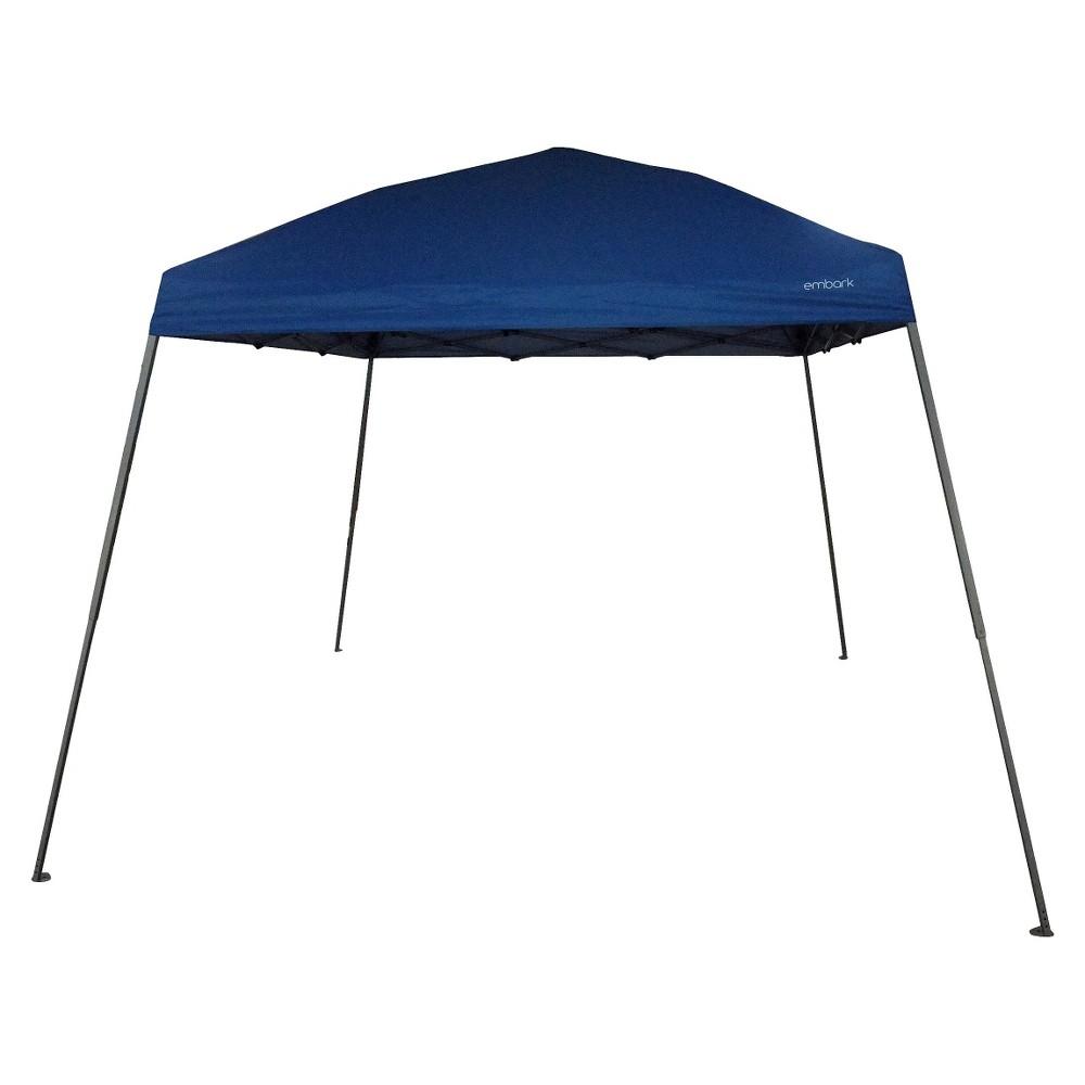 Image of 10x10 Sla. Leg Canopy Blue - Embark