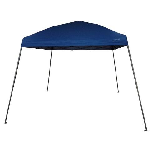 10x10 Sla. Leg Canopy  Blue - Embark™ - image 1 of 1