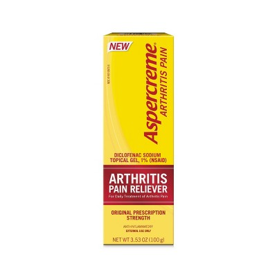 Aspercreme Arthritis Diclofenac Sodium Gel - 100g