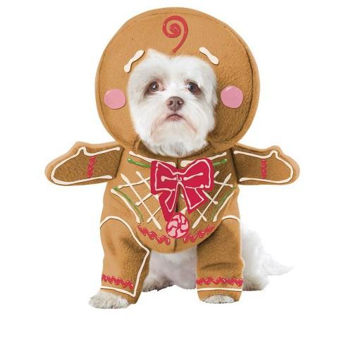 California Costumes Gingerbread Pup Pet Costume - image 1 of 1