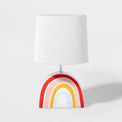 Rainbow Dual Light Lamp Pink - Pillowfort™