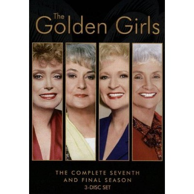 The Golden Girls: Complete Seventh and Final Season (DVD)(2016)