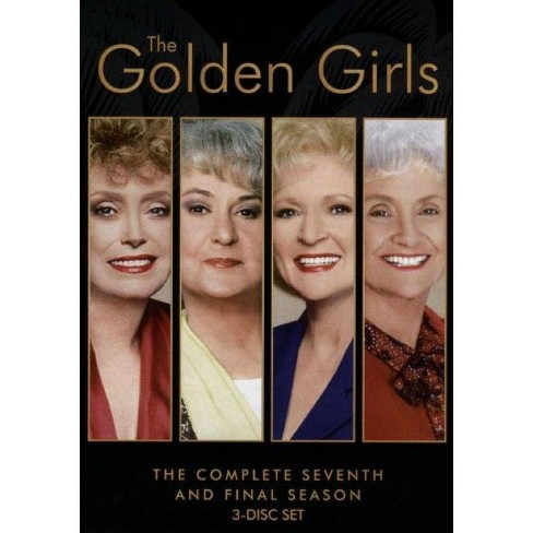 The Golden Girls: Complete Seventh and Final Season (DVD) - image 1 of 1