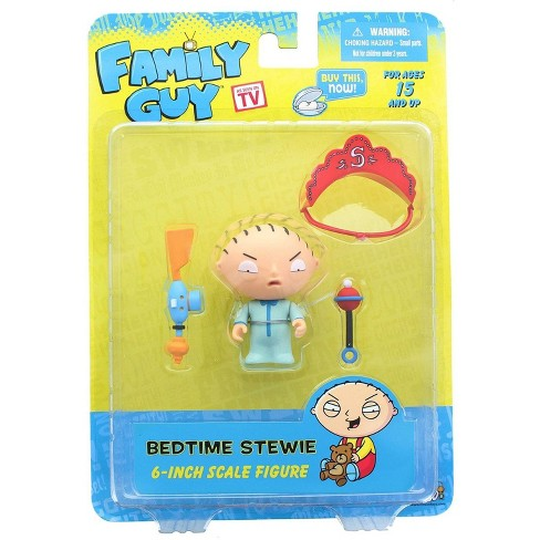 Mezco Toyz Family Guy Classics Series 2 Bedtime Stewie Figure - image 1 of 2