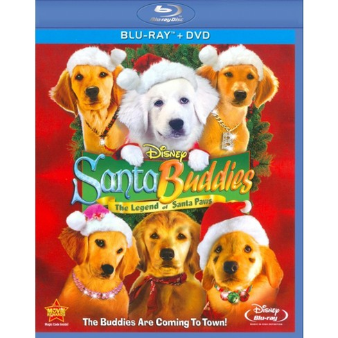 Santa Buddies (2 Discs) (Blu-ray/DVD) - image 1 of 1
