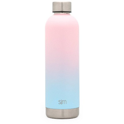 Simple Modern 25oz Stainless Steel Bolt Water Bottle Light Pink