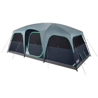 Coleman Sunlodge 10P Cabin Tent - Blue Nights