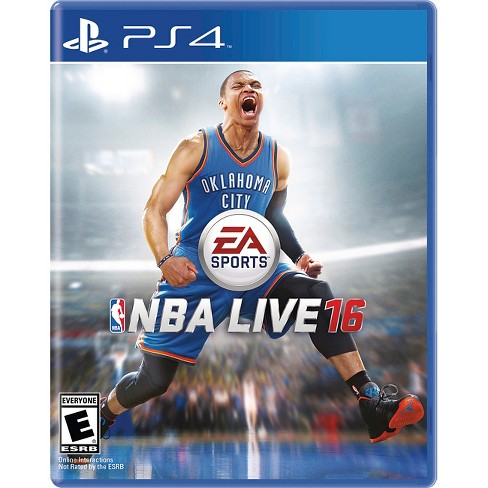 NBA Live 16 PlayStation 4 - image 1 of 8