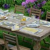 """Villeroy & Boch - Audun Cotton Fabric Reversible Set of 4 Placemats - 14"""" x 20"""" - Yellow - image 2 of 3"""